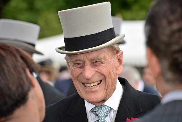 Prince Philip left a London hospital after treatment for an infection | 9news.com