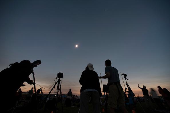 PHOTOS: Eclipse 2017 from around the U.S.