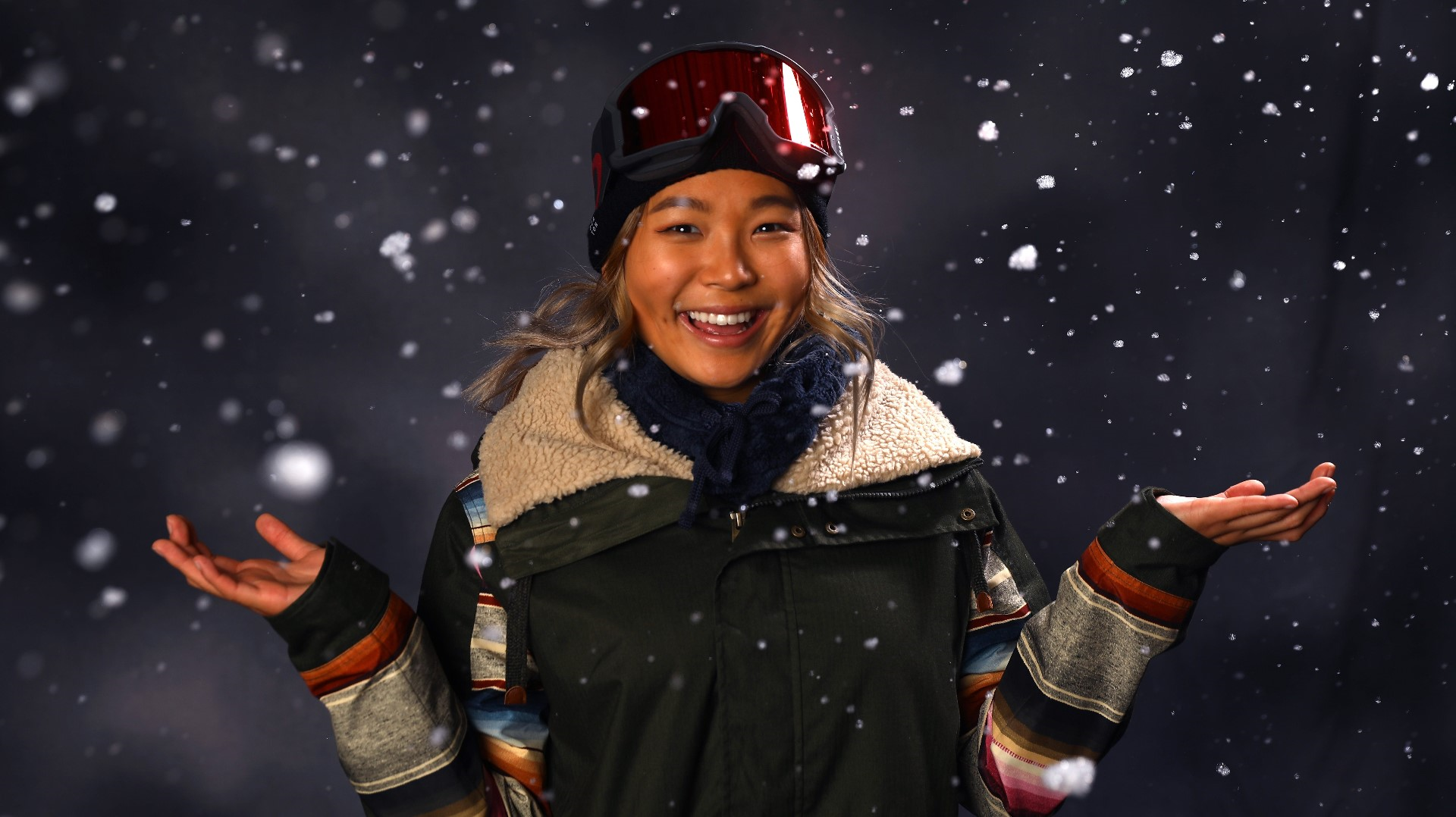 chloe kim - photo #12