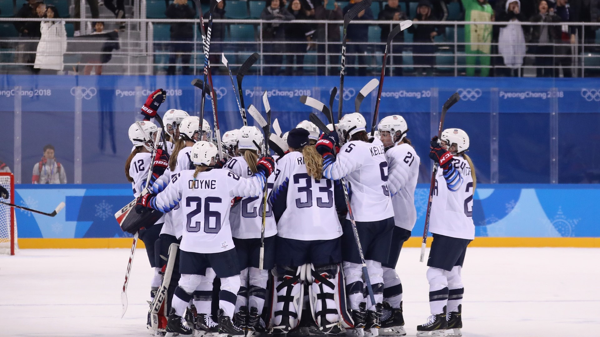 meet the us womens hockey team The league is recognized by usa hockey as the top women's professional became the first women's hockey team to enter a regular broadcasting agreement with a.