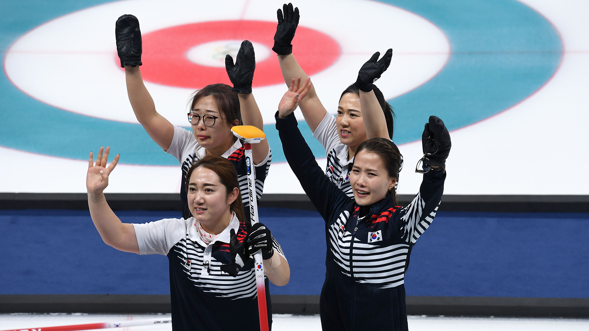 ksdk.com | The 'Garlic Girls': South Korean curlers are ...