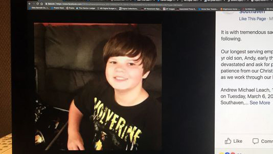 Mississippi 6th grader commits suicide over bullying